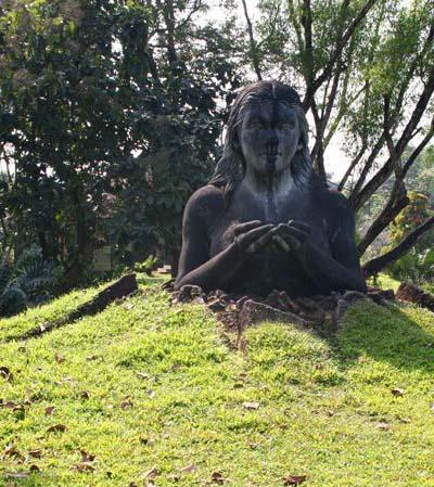 09-Bhoomidevi-Sculpture-Thiruvananthapuram