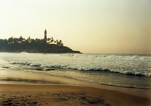 Kovalam Light house, thiruvananthapuram