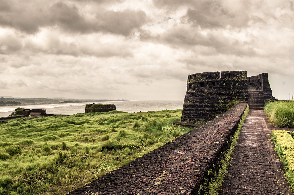 11 Lesser Known Forts In India