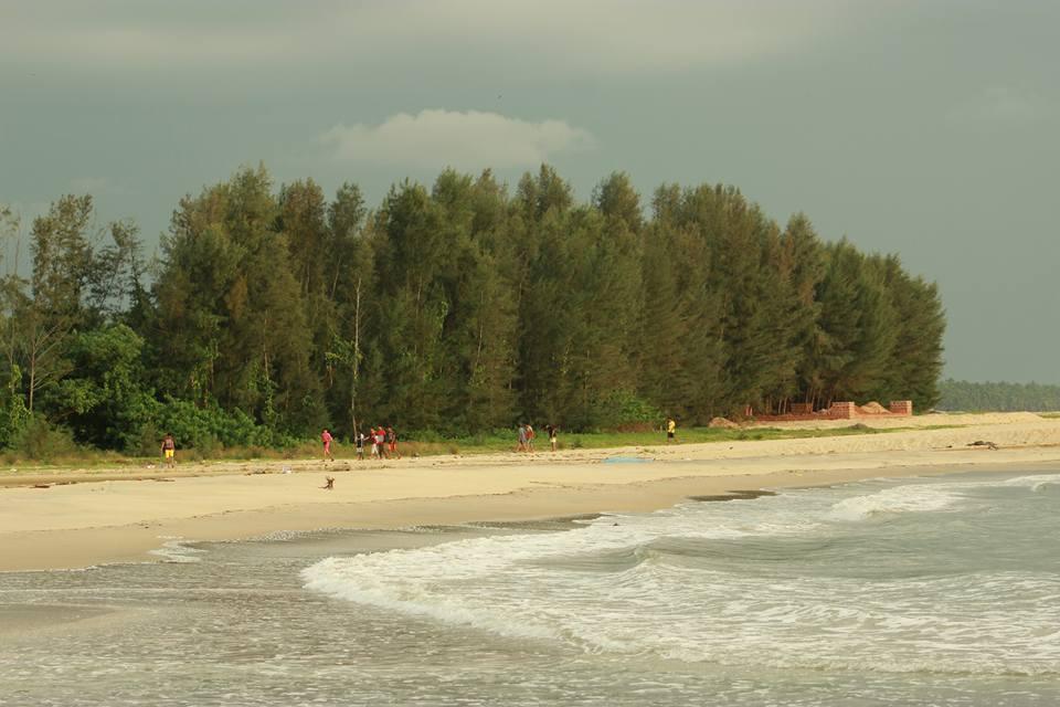 Chootad beach