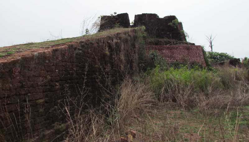 Hosdurg Fort Kanhangad