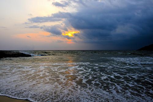 Kovalam beach, Trivandrum, Kerala