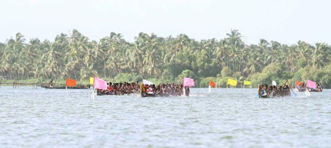 Malabar Jalolthsavam, Kavvayi Lake