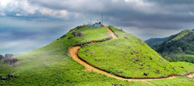 Ponmudi (The Golden Peak) Hill Station