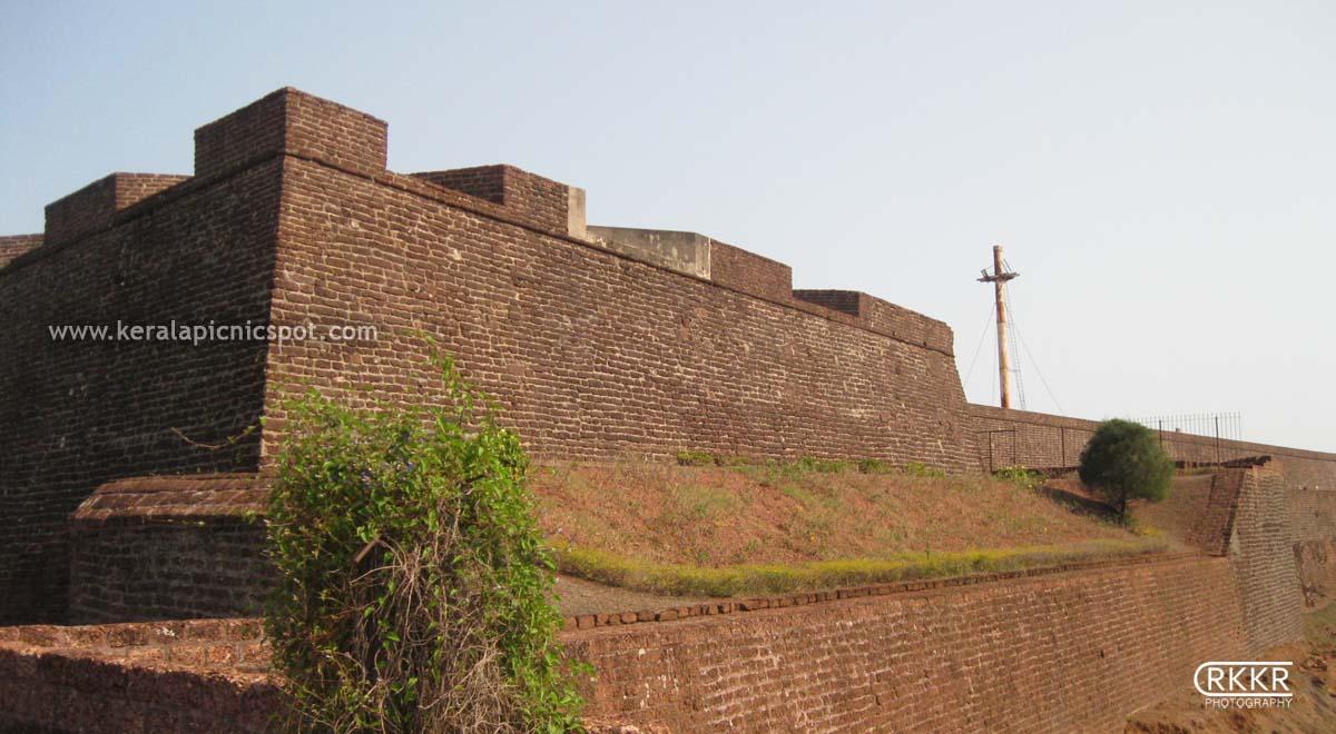 St Angelos Fort Kannur