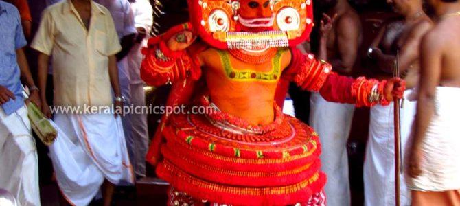 Vayanattu Kulavan Theyyam