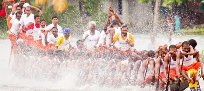 Vallam kali-The Boat Race of Kerala