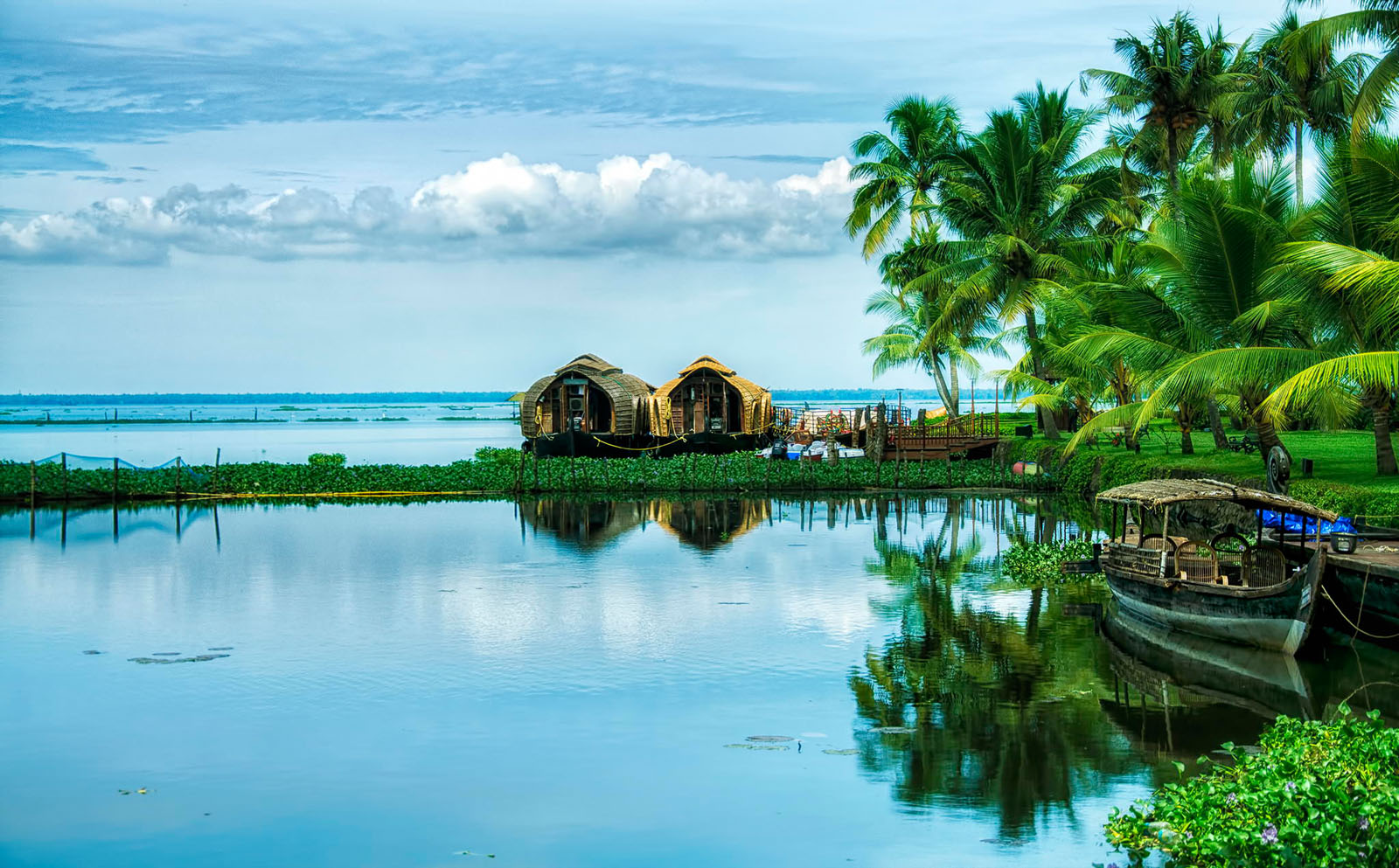 Kumarakom-the land of lakes and backwaters
