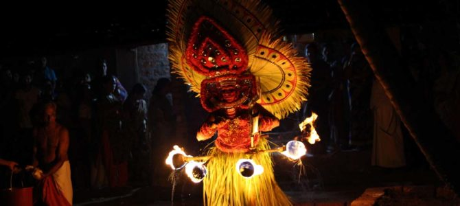 Thottumkara Bhagavathi Theyyam