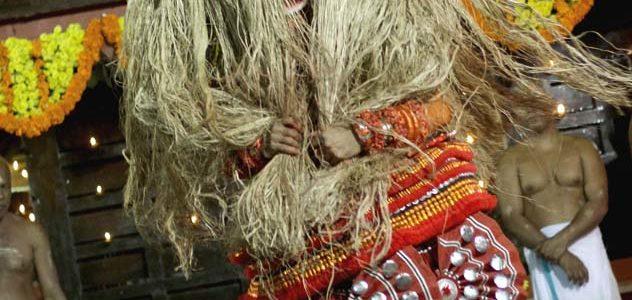 Thulu Veeran Theyyam