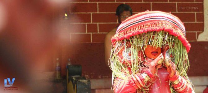 Uchitta Theyyam