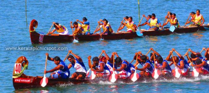 Uthara Malabar Jalolthsavam, Thejaswini Lake
