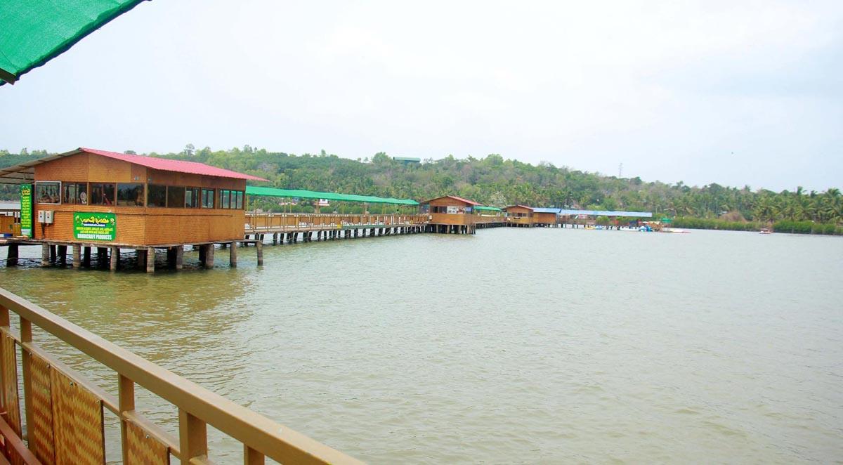 v-pra floating park, chemballikundu
