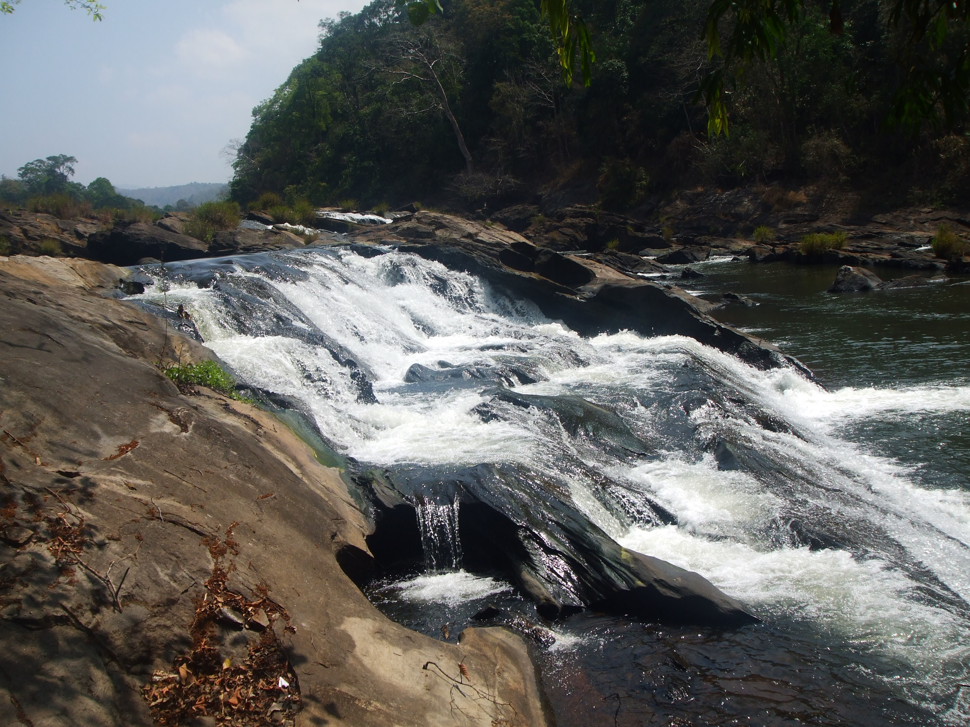 Vazhachal Waterfall